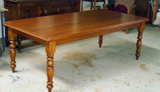 example photo of a modern Table refinished 46