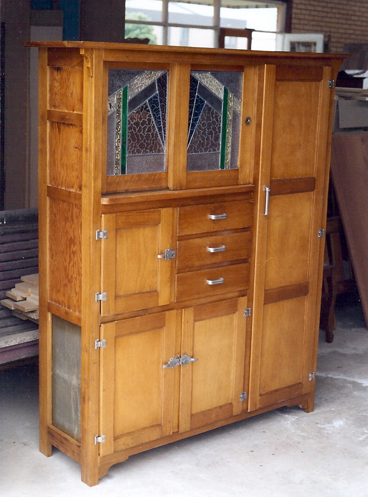 art deco kitchen hutch 27 clarelle furniture restoration